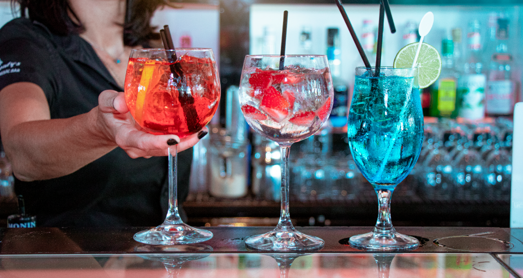 montys cocktails